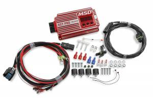 6CT PRO Circle Track Ignition Controller   MSD Ignition (6428)