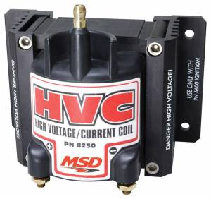 6 HVC Ignition Coil   MSD Ignition (8250)