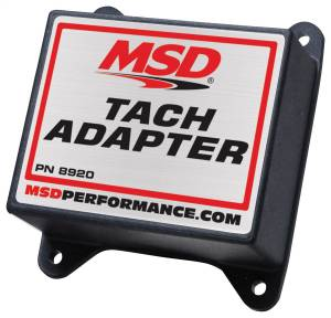 Tachometer/Fuel Adapter | MSD Ignition (8920)
