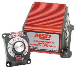 Adjustable Timing Control   MSD Ignition (8680)