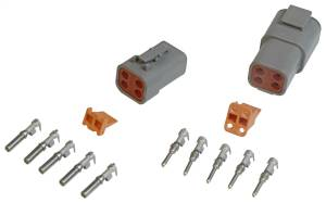 4-Pin Connector Assembly   MSD Ignition (8187)