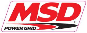 Advertising Decal   MSD Ignition (9290)