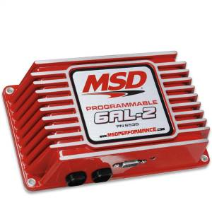 6AL Programmable Ignition Controller   MSD Ignition (6530)