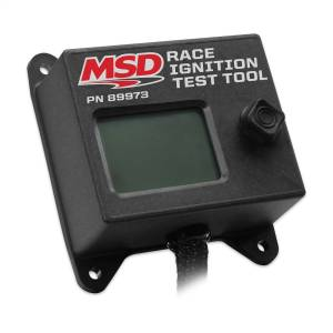 Tools and Equipment - Ignition Tester - MSD Ignition - Digital Ignition Tester | MSD Ignition (89973)