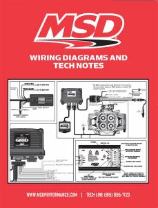 Tools and Equipment - Manual - MSD Ignition - Wiring Diagrams/Tech Notes | MSD Ignition (9615)