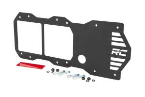 Truck Bed Accessories - Tailgate Cover - Rough Country - Tailgate Reinforcement Kit | Rough Country (10603)