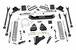 4-Link Suspension Lift Kit w/Shocks | Rough Country (52620)