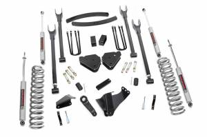 4-Link Suspension Lift Kit w/Shocks | Rough Country (581.20)