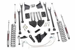 4-Link Suspension Lift Kit w/Shocks | Rough Country (592.20)
