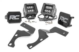 Body Part - Windshield Hinge - Rough Country - Windshield Ditch Kit   Rough Country (70799)