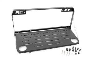 Truck Bed Accessories - Tailgate Table - Rough Country - Tailgate Folding Table   Rough Country (10630)