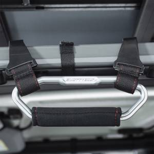 Truck Bed Accessories - Roll Bar Grab Handle - Smittybilt - Grab Handle | Smittybilt (779311)