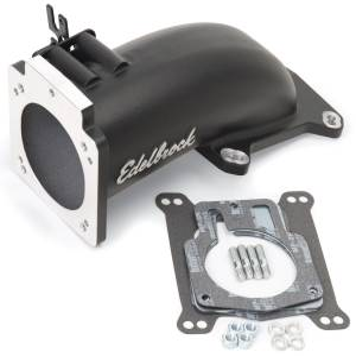 Throttle Body Intake Elbow   Edelbrock (38473)