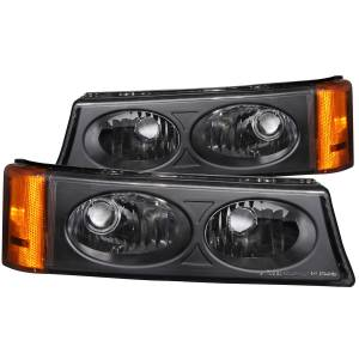 Parking Light Assembly   Anzo USA (511036)