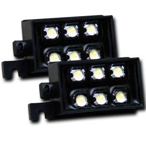 LED Bed Rail Auxiliary Light | Anzo USA (531049)