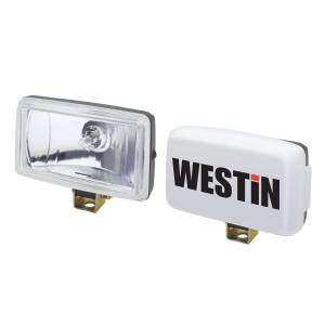 Exterior Lighting - Driving Light - Westin - Driving Light Rectangle | Westin (09-0405)