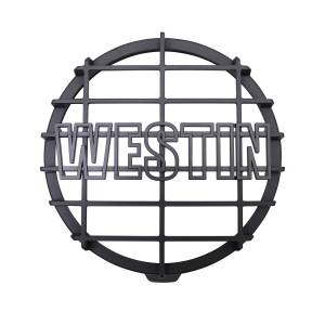Exterior Lighting - Fog/Driving Light Cover - Westin - Off-Road Light Cover | Westin (09-0505C)