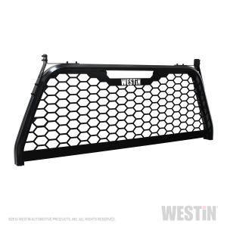 Truck Bed Accessories - Truck Cab Protector/Headache Rack - Westin - HLR Truck Rack   Westin (57-81045)