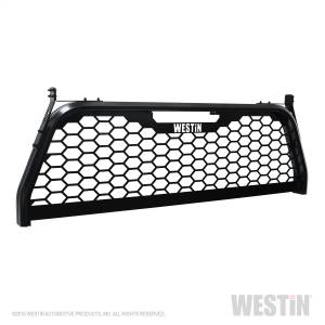 Truck Bed Accessories - Truck Cab Protector/Headache Rack - Westin - HLR Truck Rack   Westin (57-81025)
