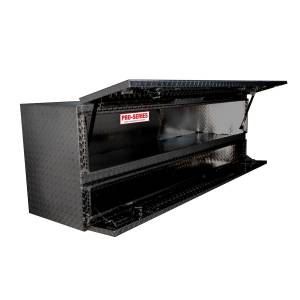 Brute High Cap Stake Bed Contractor Tool Box   Westin (80-TB400-72-B)