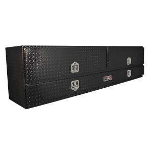 Brute High Cap Stake Bed Contractor Tool Box   Westin (80-TB400-96D-B)