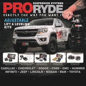 Counter Mat | ProRYDE Suspension Systems (54-CM2012)