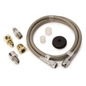 Braided Stainless Steel Hose | AutoMeter (3234)