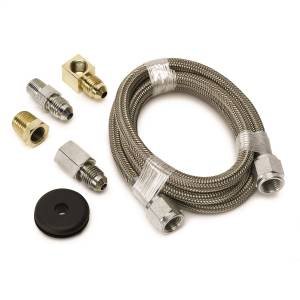 Braided Stainless Steel Hose | AutoMeter (3227)
