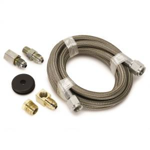 Braided Stainless Steel Hose | AutoMeter (3228)