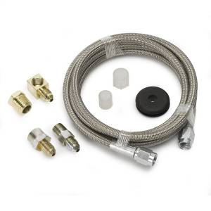 Braided Stainless Steel Hose | AutoMeter (3236)