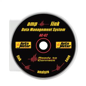 AMP-Link Data Download Software   AutoMeter (AC-62)