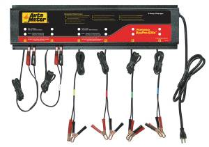 Heavy Duty Battery Charger | AutoMeter (BUSPRO-600S)