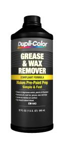 Dupli-Color Grease And Wax Remover   Dupli-Color Paint (CM543)