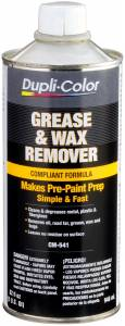 Dupli-Color Grease And Wax Remover   Dupli-Color Paint (CM541)